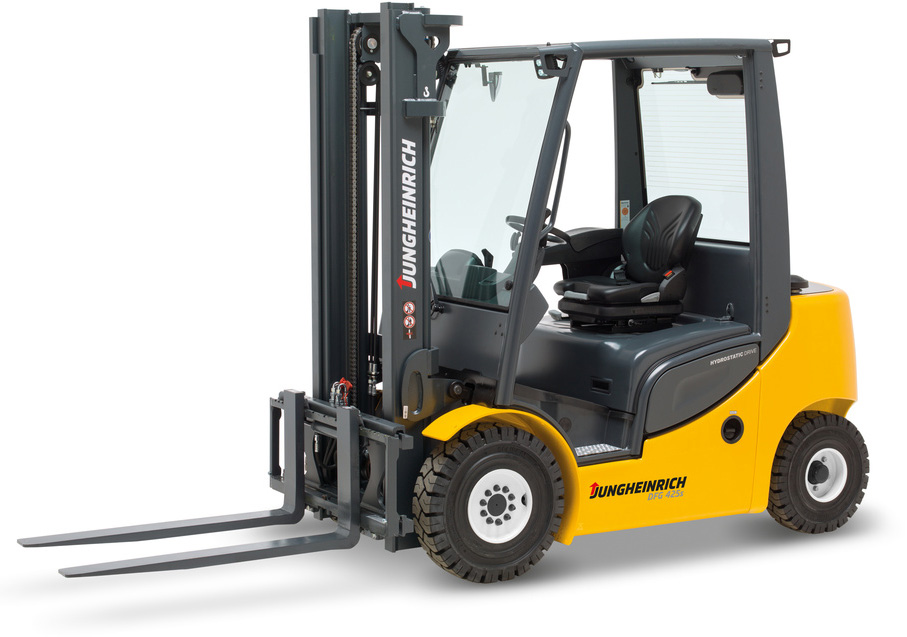 South Island Forklifts - New & Used Jungheinrich & TCM Forklifts