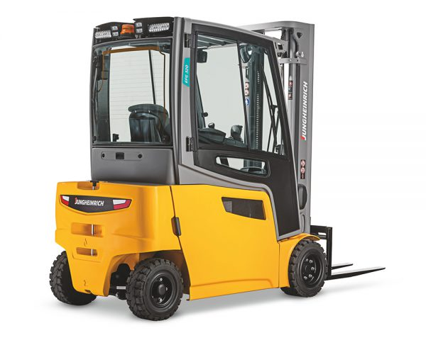 Jungheinrich Forklift EFG-316-316k-318-318k-320 - South Island Forklifts