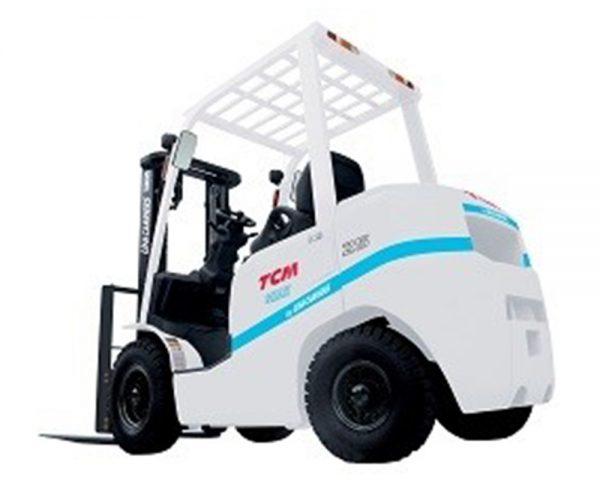 TCM Forklift Diesel-2.5-ton-T4C-Series - South Island Forklifts