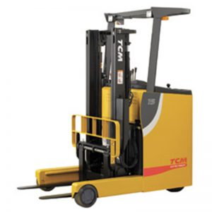 TCM Forklift Electric-Reach-Truck-1-ton-to-3-ton - South Island Forklifts