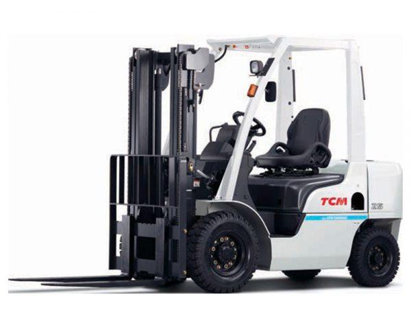 TCM Forklift Petrol_LPG-2.5-ton - South Island Forklifts