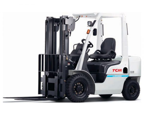 TCM Forklift Petrol_LPG-2.5-ton-F1-Series - South Island Forklifts