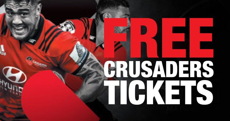 Free Crusaders tickets