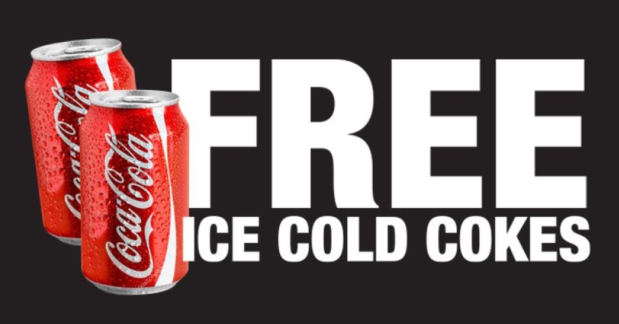 Free Coke